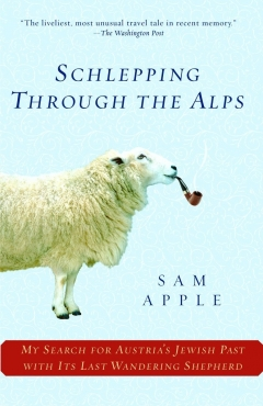 book cover: Schlepping Through the Alps