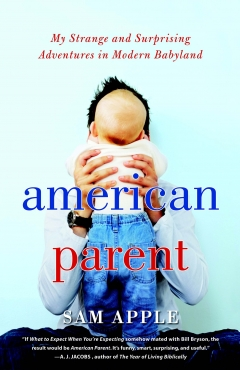 American Parent Book Cover
