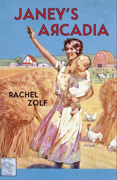 Janey's Arcadia Book Cover